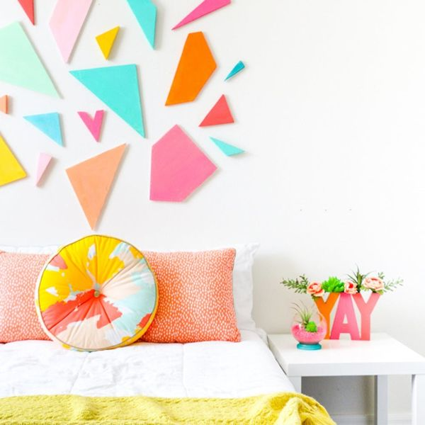 15 Easy DIY Wall Art Ideas for Your Gallery Wall