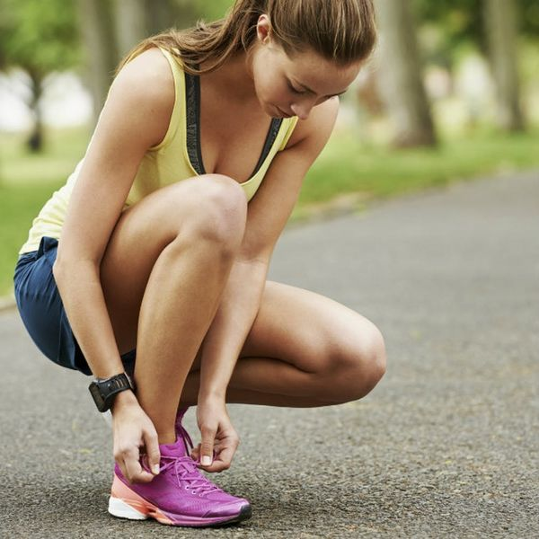 This One Super Simple Thing Helps You Avoid Getting Blisters