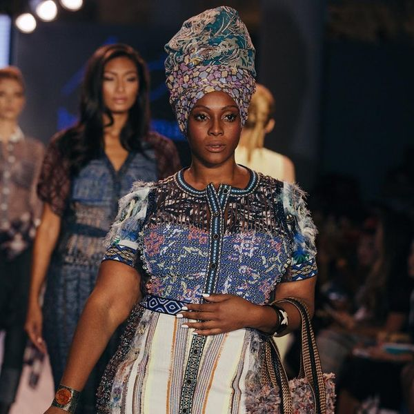 How Body Positivity Surprisingly Took Over Fashion Week