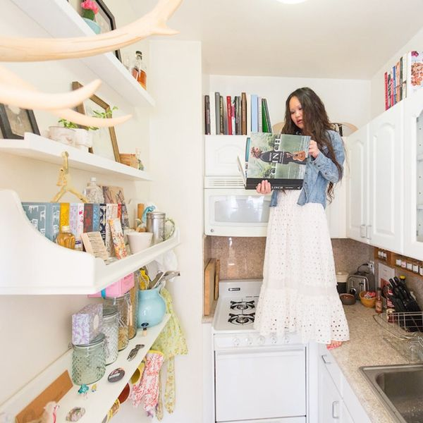 Tiny Spaces: A Small SF Studio With Lots of Personality