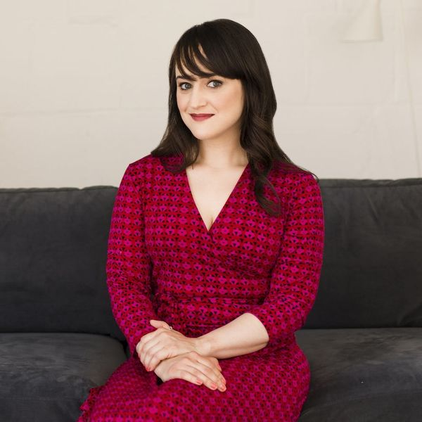 On Not Being Perfect: The Best Advice Matilda's Mara Wilson Has for You