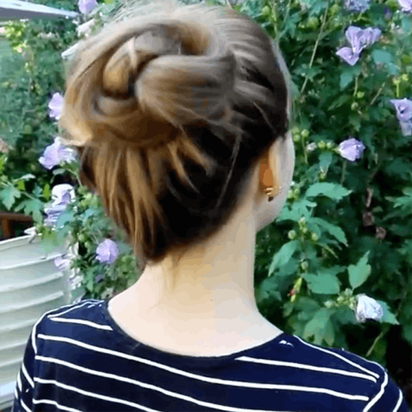These Bun Drop Videos Are Weirdly Addicting