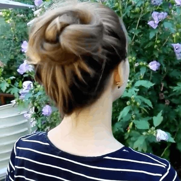 These Bun Drop Videos Are Weirdly Addicting