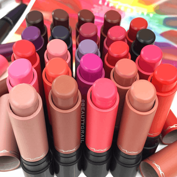 Why You're Going to Want All of MAC's New Lipstick Collection ASAP