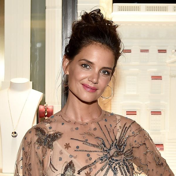 Katie Holmes Just Shared the Sweetest Party Pics of Suri
