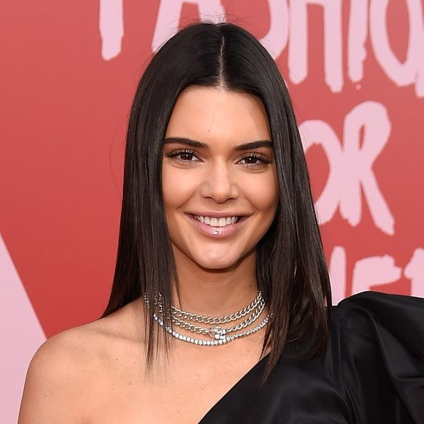 Kendall Jenner's First Kiss Happened in the Shower — But Not How You'd Expect