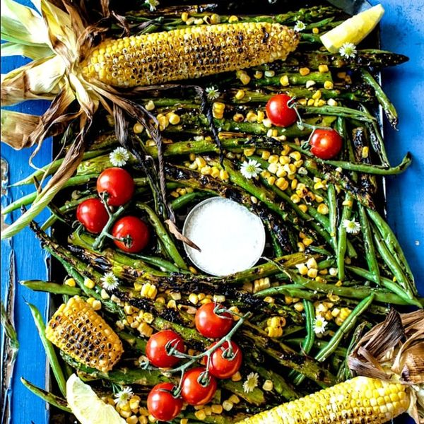 Add Color to Your Meatless Monday With These 12 Grilled Veggies