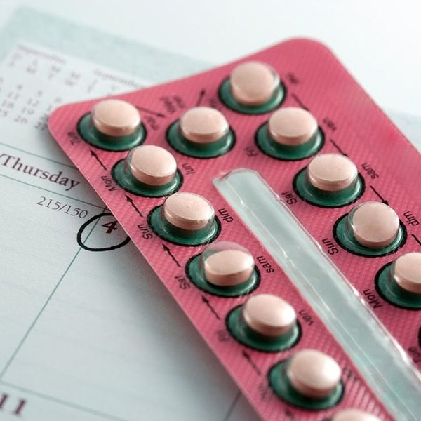 You'll Never Guess How Many Women Get Pregnant While on the Pill