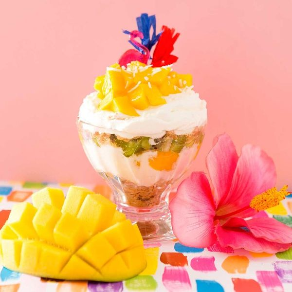 Step Away from the Oven: Here's How to Make Mini Tropical Icebox Cakes