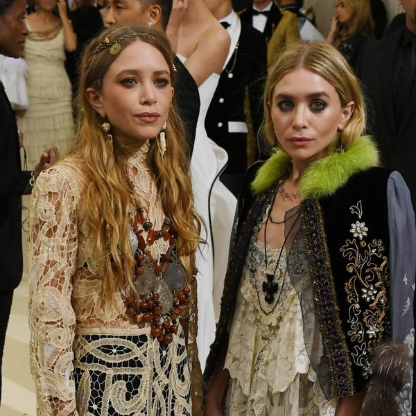 The Olsens Made a New Dry Shampoo and It Smells Like… Bourbon?