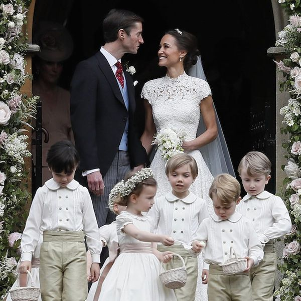See Pippa Middleton's Wedding Dress from Every Angle