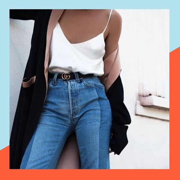 Celebrate Blue Jeans' Birthday With Pinterest's 10 Most Searched Denim Trends