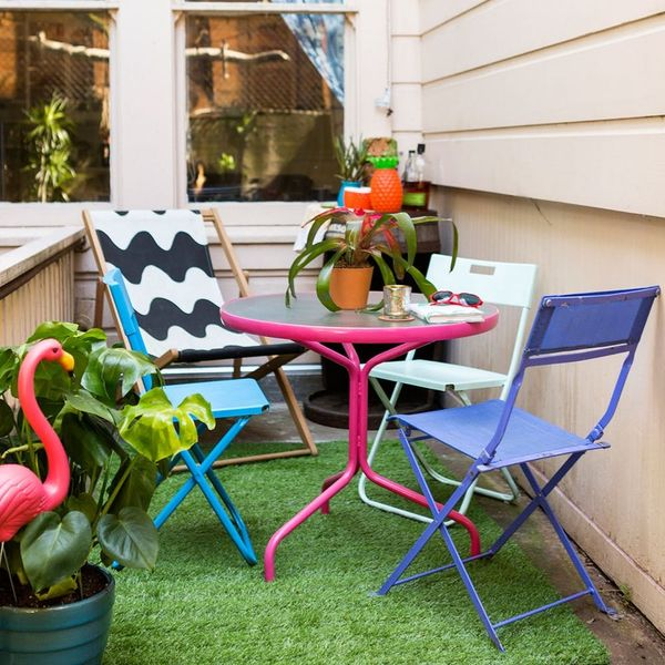 Turn a Drab Patio into an Outdoor Paradise With These Easy Steps