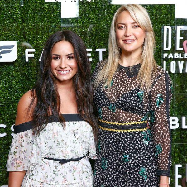 "Demi Lovato's New Budget-Friendly Fabletics Capsule Will Make You Feel ""Confident"""