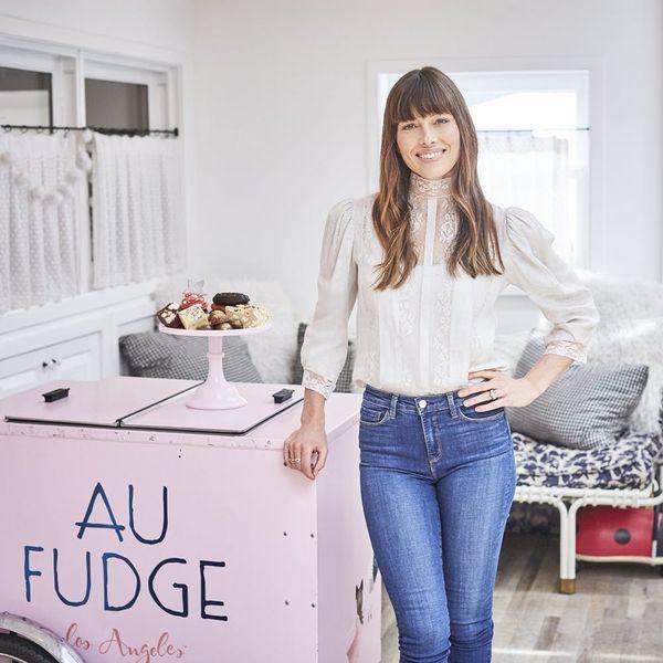 Jessica Biel's New Restaurant Au Fudge Is the *Ultimate* Cafe for Hip Parents
