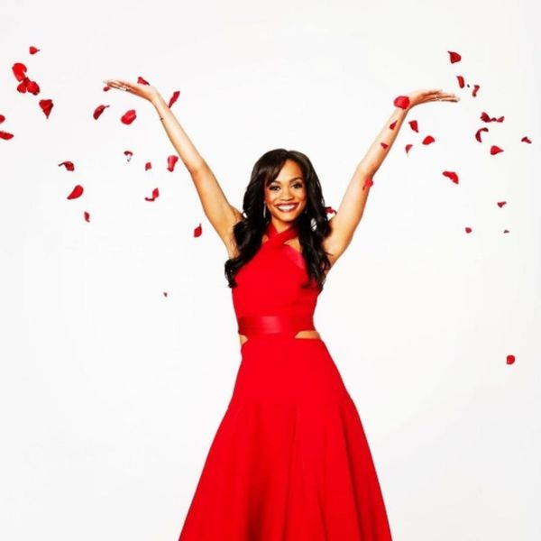 """The Bachelorette's Rachel Lindsay Reveals She's Engaged and """"So in Love"""""""