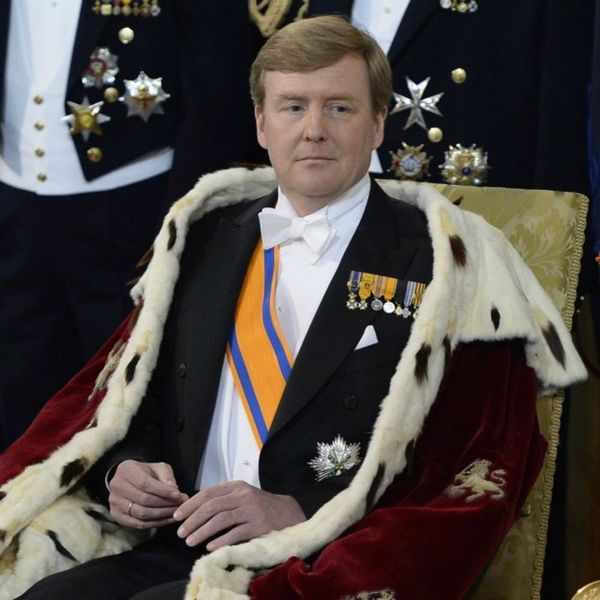 The Dutch King Has Secretly Been an Airline Pilot for 21 Years — and You'll Love Why