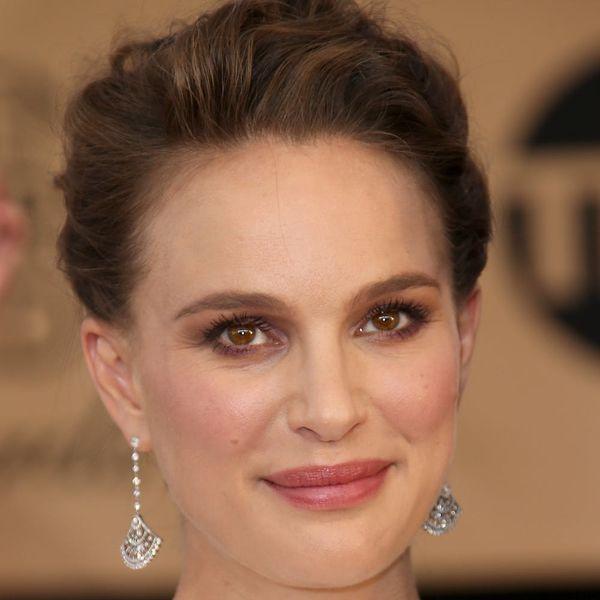 See Natalie Portman's Stunning Post-Baby Red Carpet Return