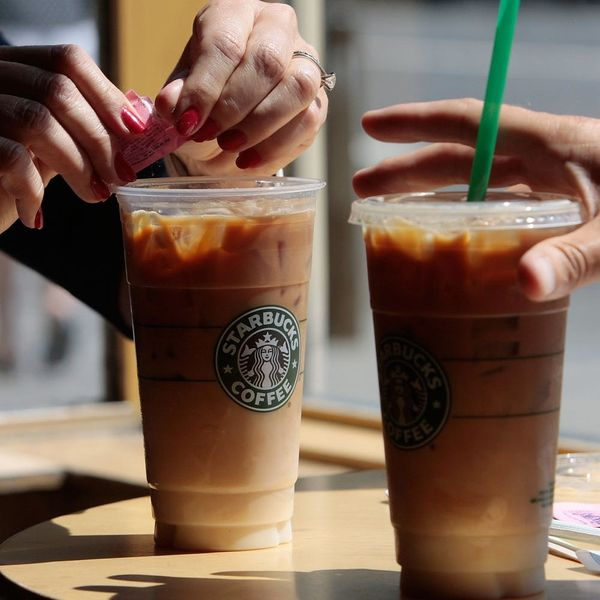 Starbucks Is Upgrading Their Iced Drinks With a Genius Trick