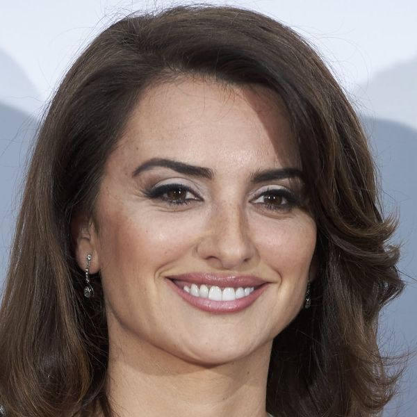 You NEED to See Penélope Cruz With Blonde Hair