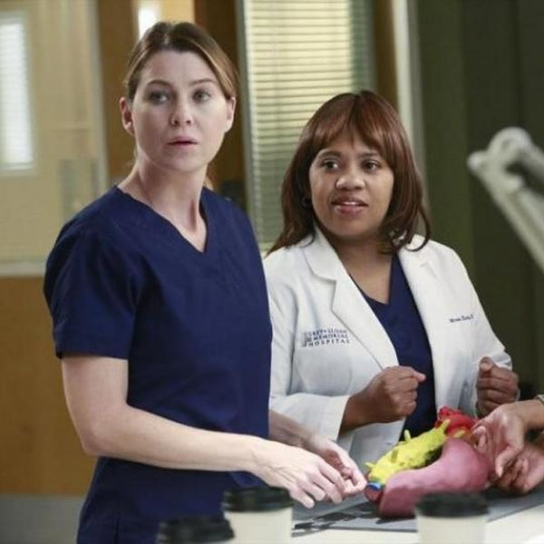 Grey's Anatomy Is Getting a Fire Fighter-Themed Spinoff