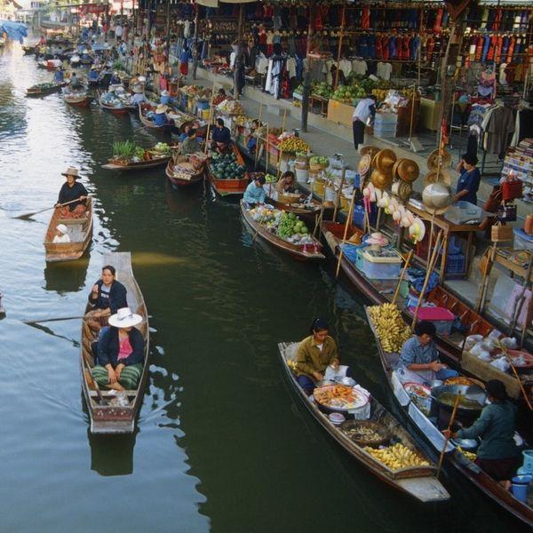 10 of the World's Most Interesting Flea Markets