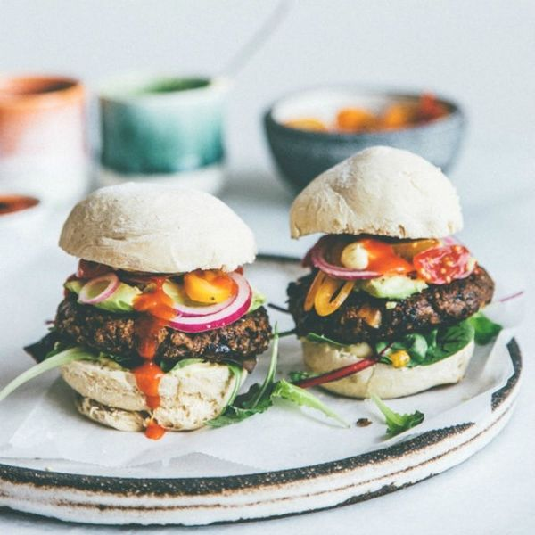 14 Veggie Burgers That Won't Crumble on the Grill