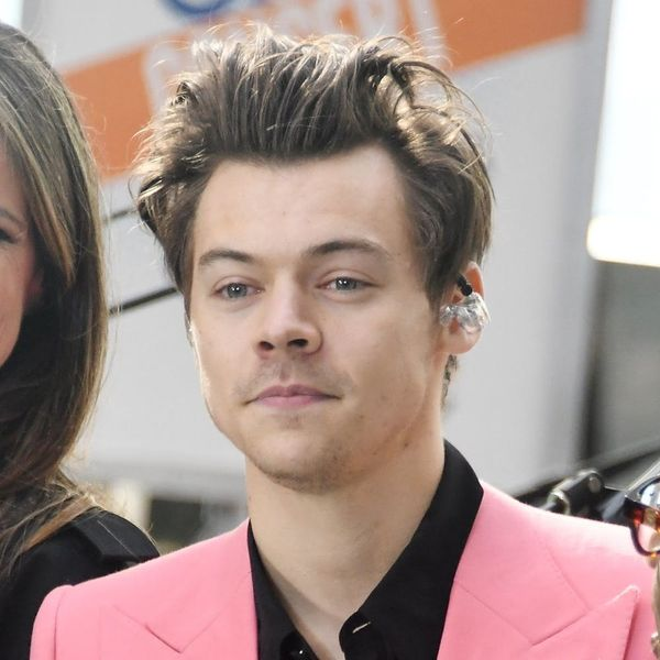 Harry Styles Made a Totally Unexpected Announcement About His Sexuality