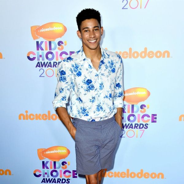 The Flash's Keiynan Lonsdale Shared a Mega Inspiring Coming Out Message