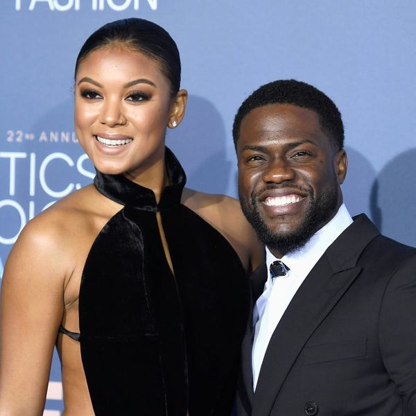 Kevin Hart and Eniko Parrish Reveal They're Expecting a Baby With a Super Exciting (x4) Announcement