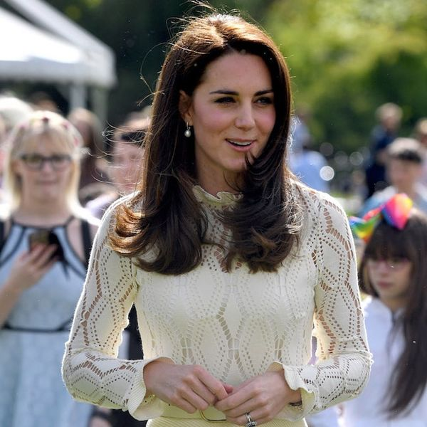 Kate Middleton's Spring Lace Dress Is Our Favorite Look She's Ever Recycled