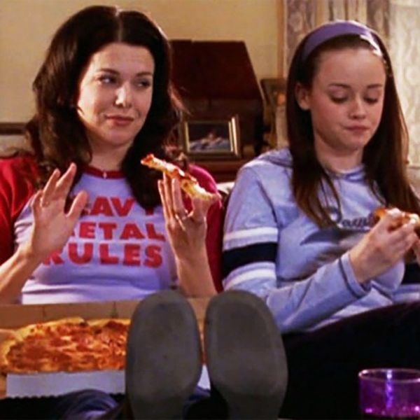 These First Peeks from the Gilmore Girls Revival Will Make You Cry