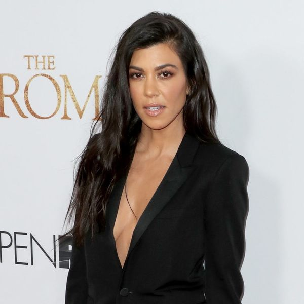 Kourtney Kardashian Has Finally Gotten Her Wish to Have *This* Stat About Herself Changed on Wikipedia