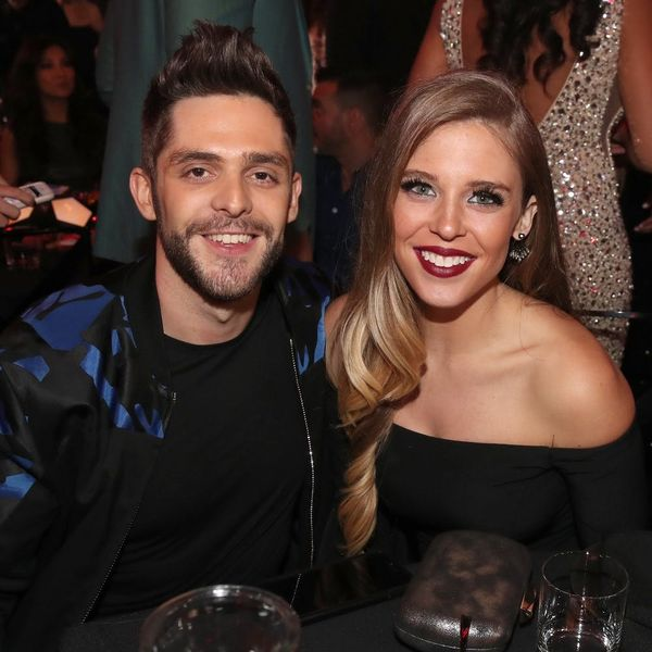 Thomas Rhett's First Mother's Day Tribute to His Wife Lauren Is a Rollercoaster of Emotions