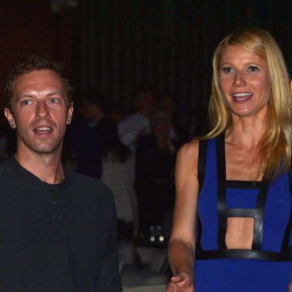 """Gwyneth Paltrow Had the """"Best Mother's Day Ever"""" With Ex-Hubby Chris Martin"""