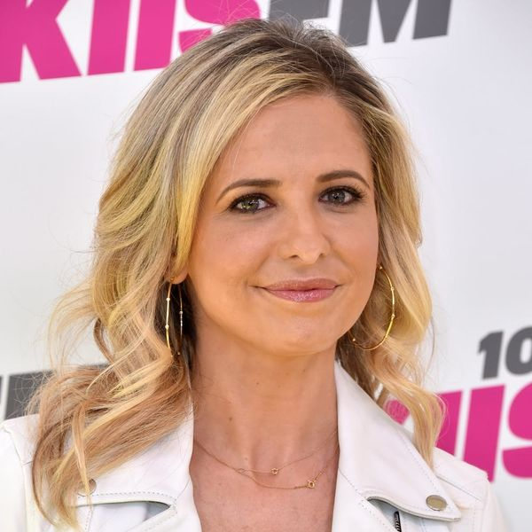 Sarah Michelle Gellar and Her Daughter and the Spitting Image of Her and Her Mom