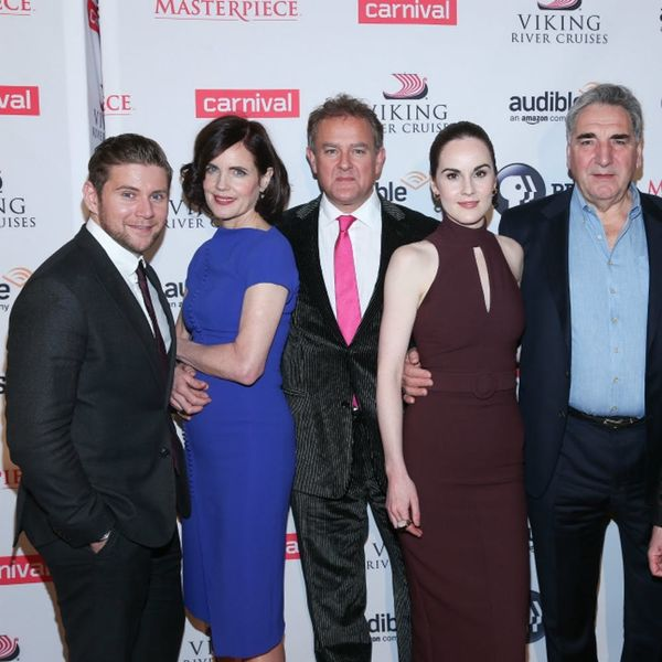 Downton Abbey Fans Rejoice! The Iconic Show Is Hitting the Big Screen