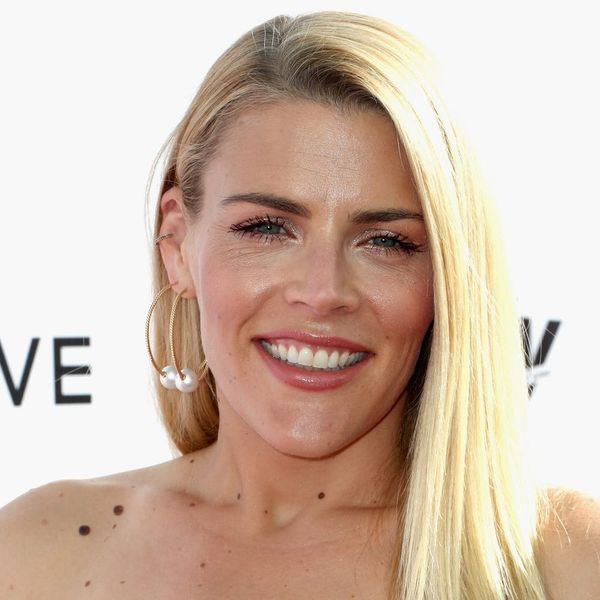 Busy Philipps Wore Her Mom's Wedding Dress As a Gift for Her Parents' 50th Anniversary