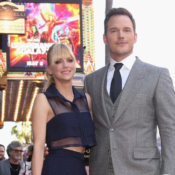 Anna Faris and Chris Pratt Are Super Competitive About This *One* Thing