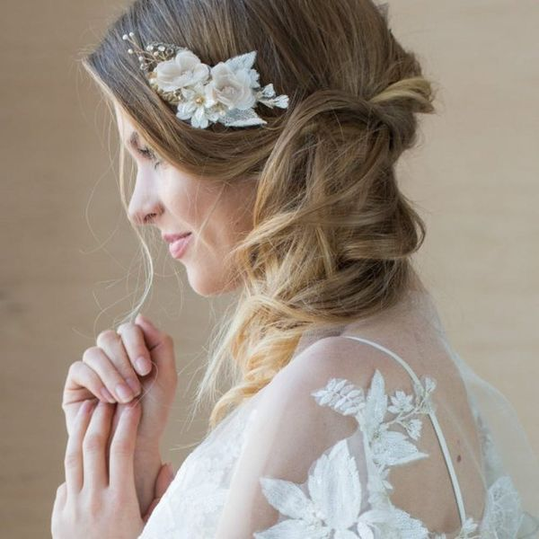 9 Bohemian Wedding Hair Accessories from Etsy for Your Entire Bridal Party