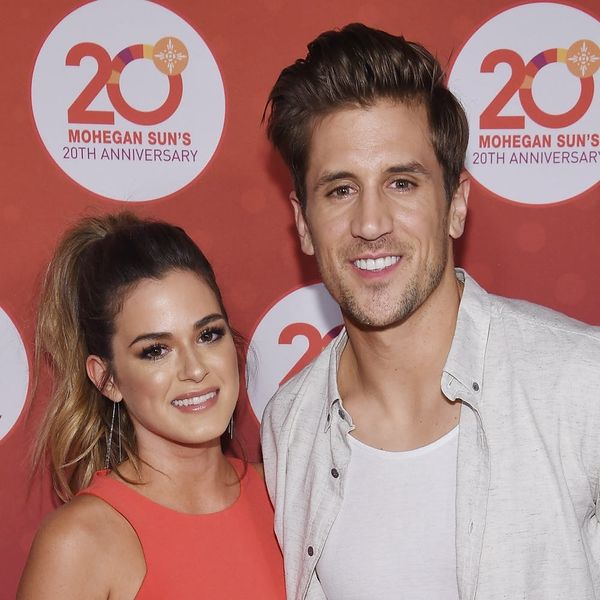 See the Sweet One Year Anniversary Messages JoJo Fletcher and Jordan Rodgers Wrote to Each Other