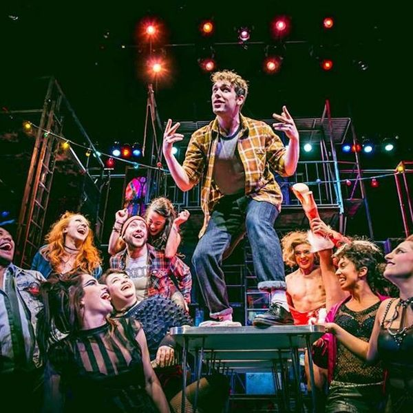 Rent Will Be the Next Musical to Get the Live TV Treatment