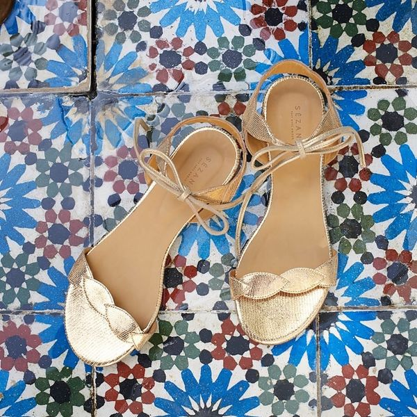 12 Shoes That Can Survive an Outdoor Wedding