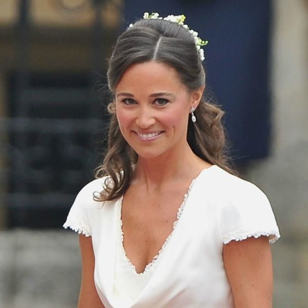 Here's Everything We Know About Pippa Middleton's Wedding Dress… So Far