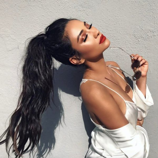 9 Celeb High Ponytails to Steal for Summer