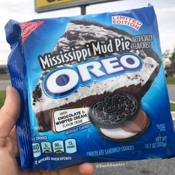 Here's Where You Can Nab New, Limited Edition Mississippi Mud Pie Oreos