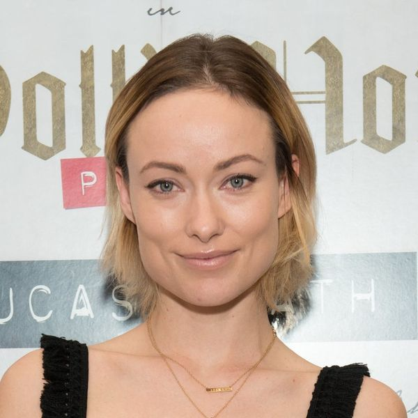 Olivia Wilde Debuts Totally Different Hair Color
