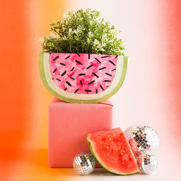Gift This DIY Anthropologie Planter to Your Mama for Mother's Day