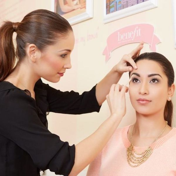 Here's How You Can Help Women in Need Just by Waxing Your Brows