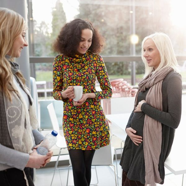 5 Ways to Deal With Pregnancy Brain at Work